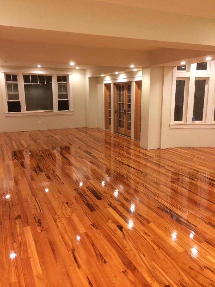 Installation Port Madison Wood Floors
